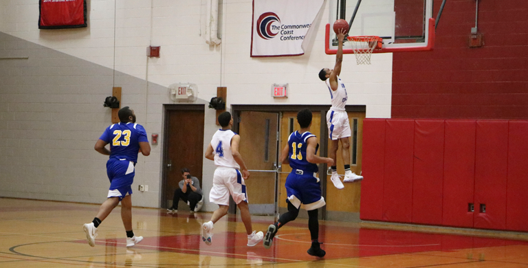 Quincy College Granite 17-18 Men's Basketball Team