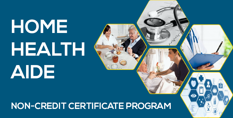 Quincy College Home Health Aide Non-Credit Certificate Program