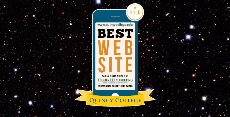 Gold Award for Best Website